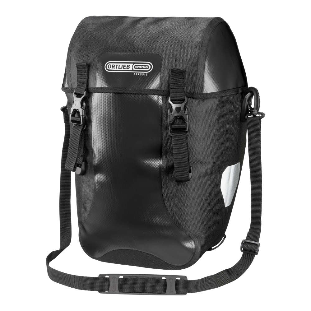 ORTLIEB Bike-Packer Classic - black