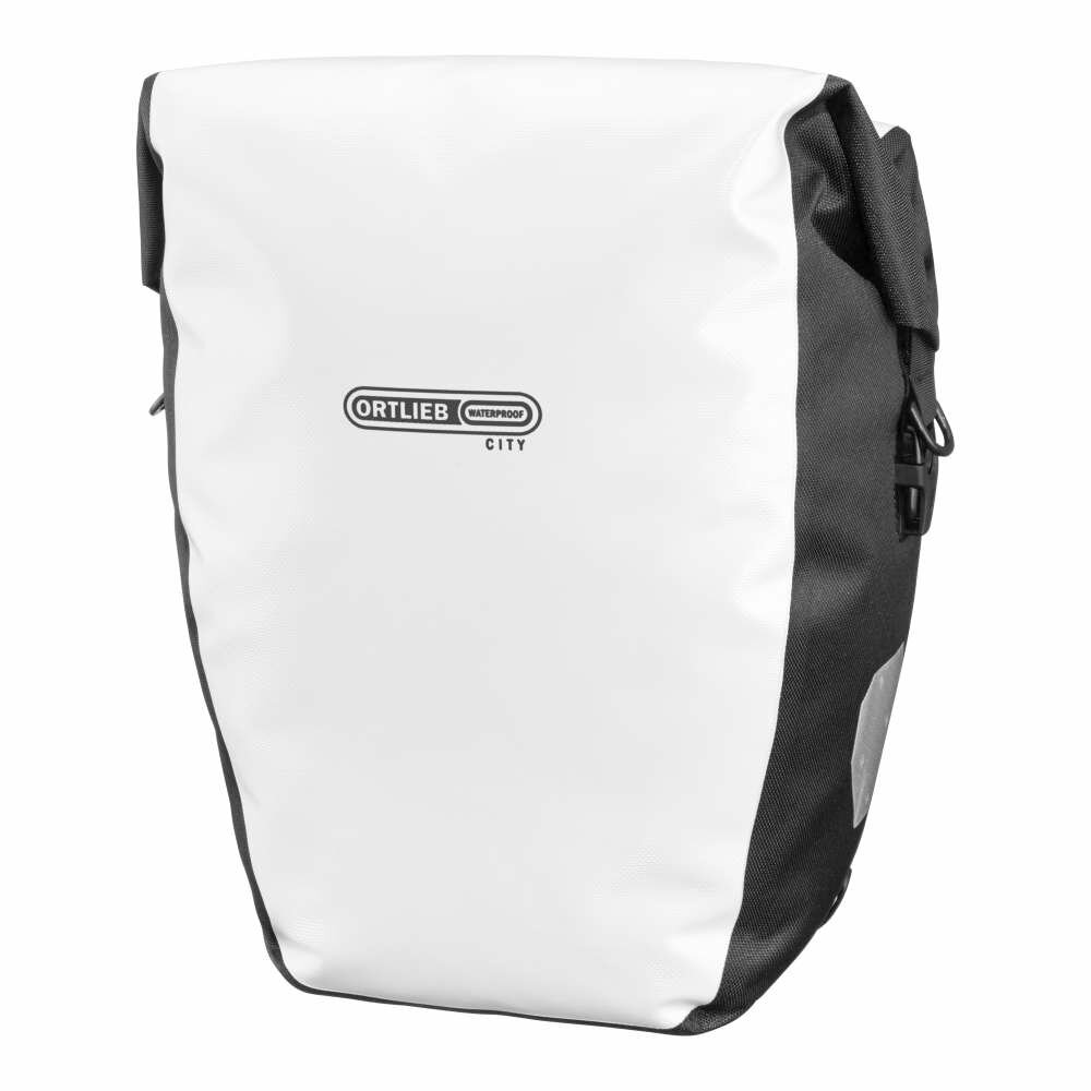 ORTLIEB Back-Roller City - white - black