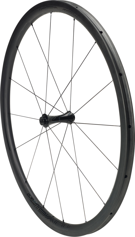 Specialized Roval CLX 32  Tubular Front Carbon/Gloss Black 700c
