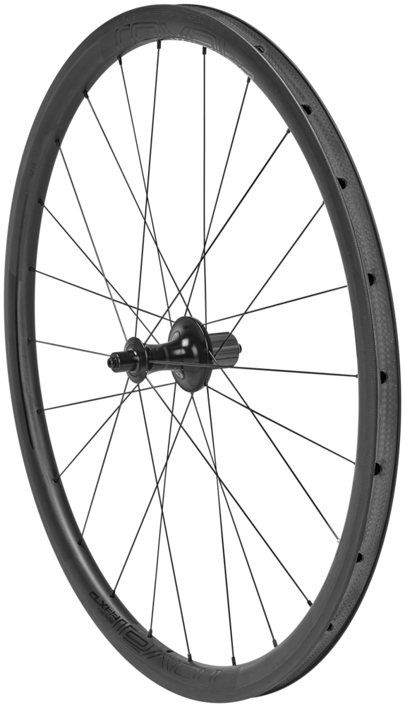 Specialized Roval CLX 32  Tubular Rear Carbon/Gloss Black 700c