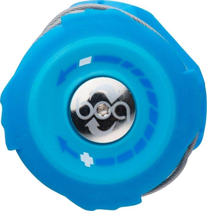 Specialized S2-Snap Boa® Kit Neon Blue S2-Snap Kit: Left & Right Dials w/ lace (B1597-812)