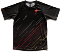 Specialized Kids' Enduro Grom Jersey Black/Charcoal Hex LG