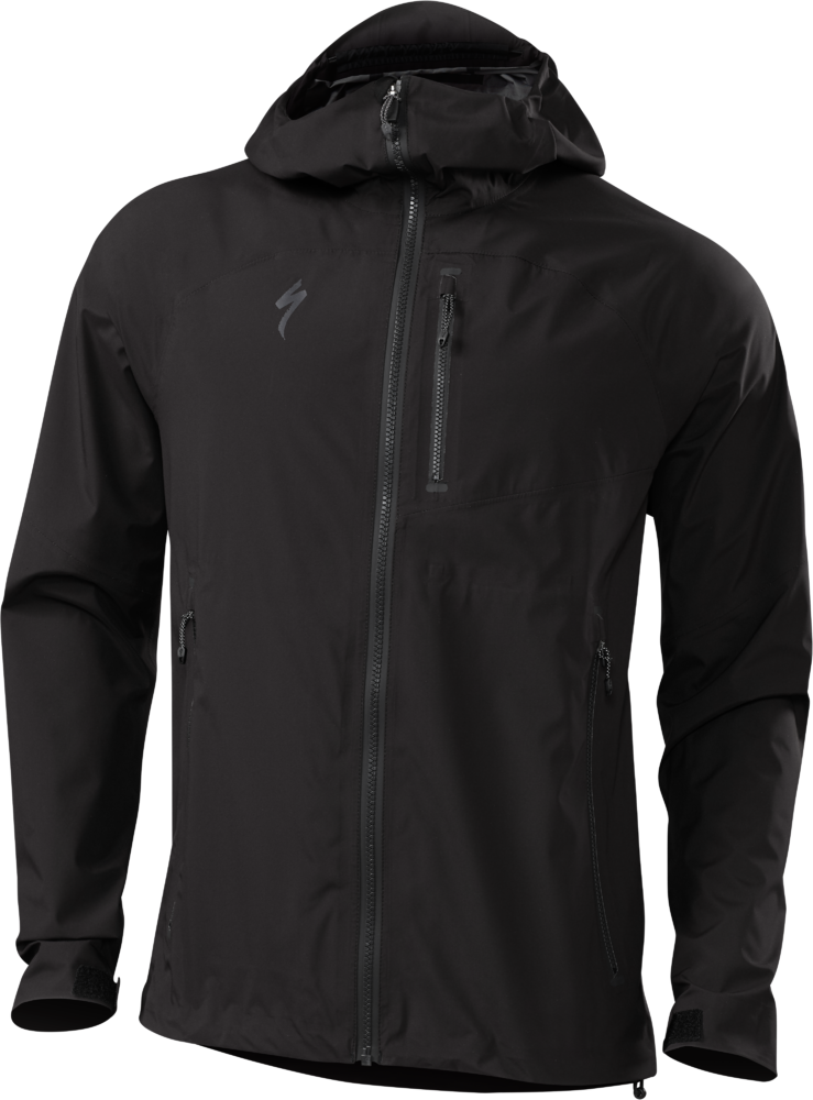 Specialized Deflect™ H2O Mountain Jacket Dark Carbon L