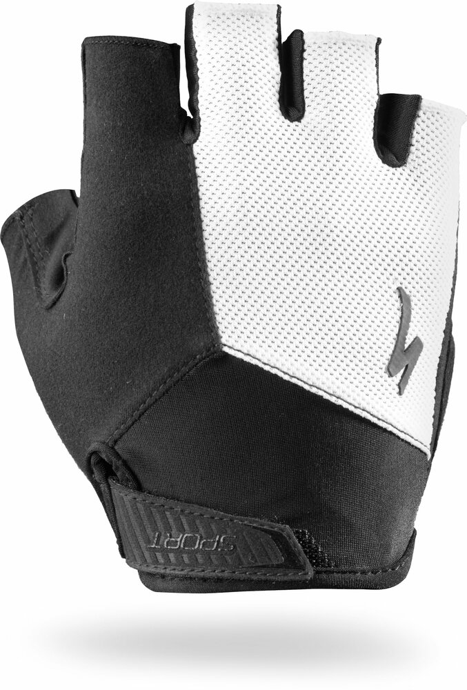 SPECIALIZED BG SPORT GLOVE SF BLK/WHT L
